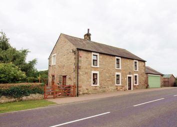 Thumbnail 4 bed detached house for sale in Rosley, Wigton