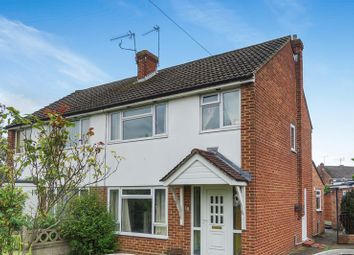 Thumbnail 3 bed semi-detached house for sale in Meadow Way, Aldershot