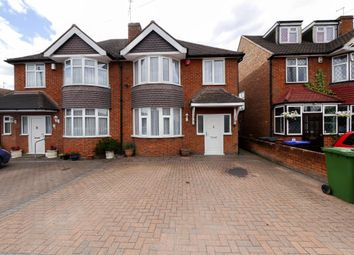 Thumbnail 3 bed semi-detached house for sale in Knighton Way Lane, Denham, Uxbridge