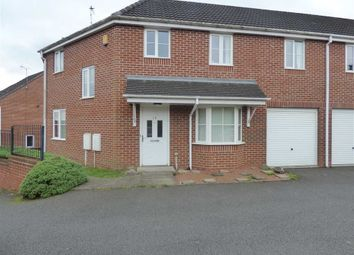 Thumbnail 3 bed semi-detached house to rent in Jinny Street, Weston Coyney, Stoke-On-Trent
