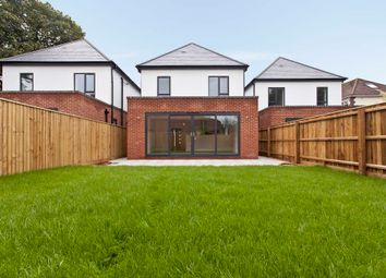 Thumbnail 4 bed detached house for sale in Chaseside View, 41 The Grove, West Christchurch, Dorset