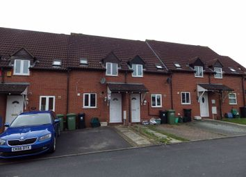 Thumbnail 2 bed terraced house to rent in Stanshaws Close, Bradley Stoke, Bristol