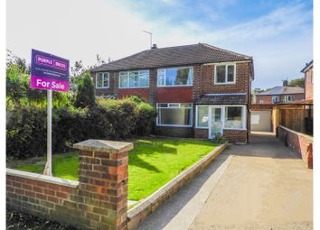 Thumbnail 3 bed semi-detached house for sale in Faverdale Road, Faverdale, Darlington