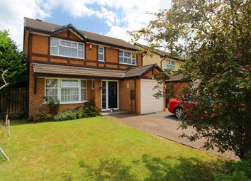 Hudson Close, Yate, South Gloucestershire BS37. 4 bed detached house