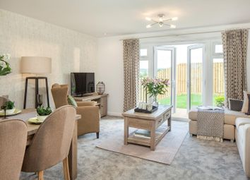 Thumbnail 3 bed semi-detached house for sale in Plot 233, Saxon Fields, Cullompton