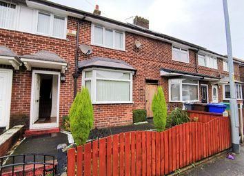 Thumbnail 3 bed terraced house to rent in Stanley Grove, Gorton, Manchester