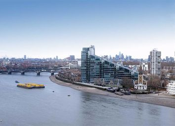 The Belvedere, Chelsea Harbour, London SW10. 3 bed flat for sale