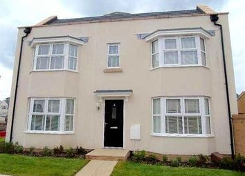Thumbnail 3 bed end terrace house to rent in Pegwell Close, Charlton Hayes, Patchway, Bristol