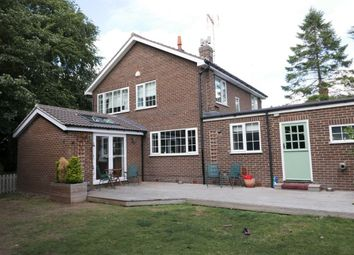 Thumbnail 4 bed detached house to rent in Main Street, Escrick, York