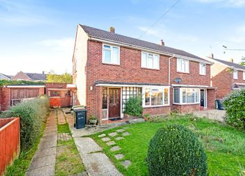 Thumbnail 3 bed semi-detached house for sale in Thatcham, West Berkshire