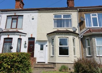 Thumbnail 3 bedroom property for sale in Hall Road, Lowestoft