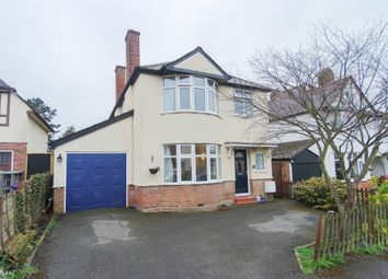 Thumbnail 4 bedroom detached house for sale in Eastfield Road, Royston