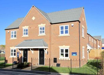 Thumbnail 1 bed flat to rent in Ryelands Crescent, Stoke Golding, Nuneaton