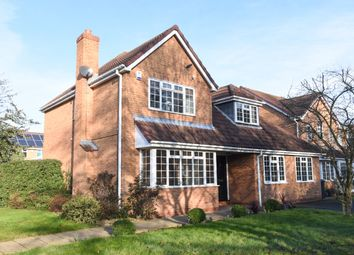 Thumbnail 4 bed detached house for sale in County Drive, Fazeley, Tamworth