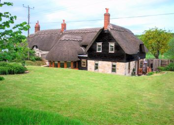 Thumbnail 3 bed property for sale in Tisbury Row, Nadder Valley, Wiltshire