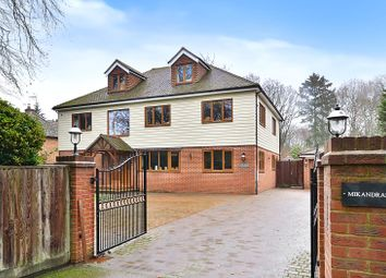 Thumbnail 5 bed detached house for sale in Felbridge, East Grinstead, West Sussex