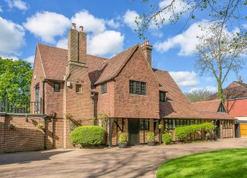 Thumbnail 5 bed detached house for sale in Reigate Road, Ewell