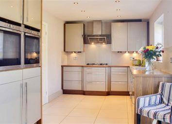 Thumbnail 4 bedroom detached house for sale in Boyce Crescent, Old Farm Park, Milton Keynes, Bucks