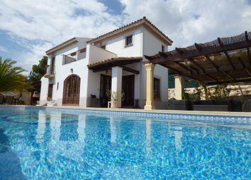 Thumbnail 3 bed villa for sale in Sierra Cortina, Finestrat, Alicante, Valencia, Spain