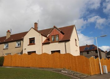 Thumbnail 4 bed end terrace house for sale in Hendry Crescent, Kirkcaldy, Fife