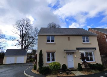 Thumbnail 4 bed detached house for sale in Kilpale Close, Caerwent, Caldicot