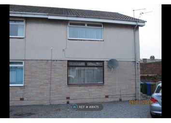 Thumbnail 1 bed flat to rent in Wyburn Place, Ayr