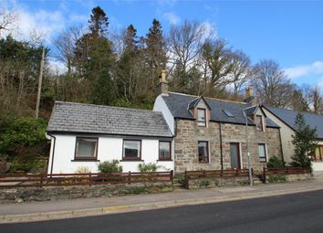 Thumbnail 4 bed detached house for sale in Main Street, Lochcarron