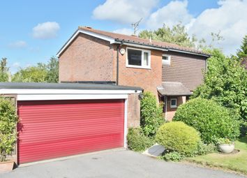 Thumbnail 4 bedroom detached house for sale in Hillbrow Close, Rowlands Castle