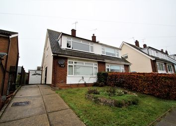 Thumbnail 2 bed semi-detached house for sale in Birkfield Drive, Ipswich