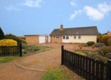 Thumbnail 3 bed detached bungalow for sale in Brick Kiln Cottages, Blythburgh Road, Westleton, Saxmundham
