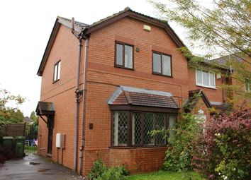 Thumbnail 3 bed semi-detached house to rent in St. Barnabas Close, York, North Yorkshire