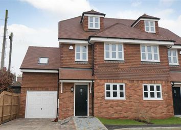 Thumbnail 4 bed detached house for sale in The Weavers, Headcorn, Kent