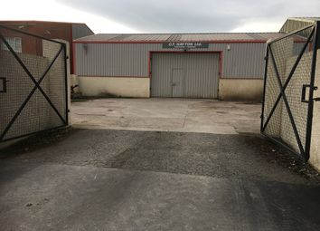 Thumbnail Industrial to let in Industrial Unit, Syke Road, Wigton