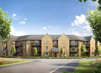 "Thumbnail 2 bed flat for sale in ""Porter House"" at Fetlock Drive, Newbury"