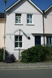 Thumbnail 3 bed terraced house to rent in New Walk, Totnes