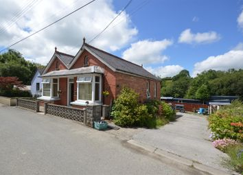 Thumbnail 3 bed detached bungalow for sale in Llanfyrnach