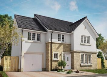 "Thumbnail 5 bed detached house for sale in ""The Darroch"" at Lethame Road, Strathaven"