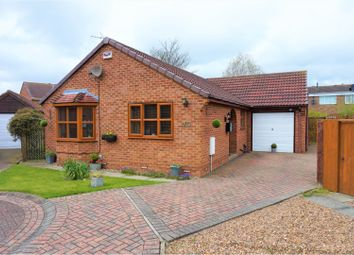 Thumbnail 3 bed detached bungalow for sale in Bennington Close, Hull