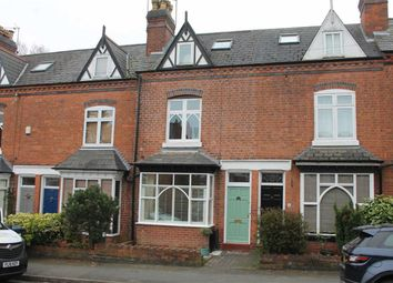Thumbnail 3 bedroom terraced house for sale in Regent Road, Harborne, Birmingham