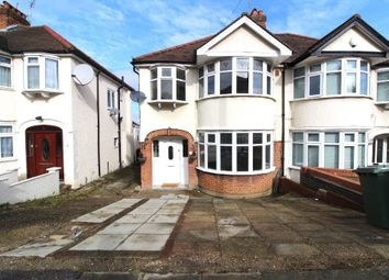 Thumbnail Semi-detached house to rent in The Heights, Northolt, Middlesex