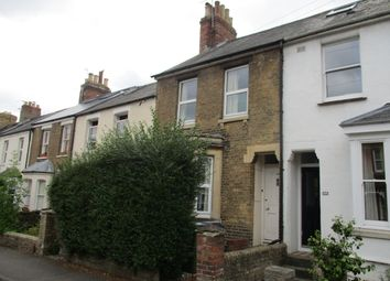 Thumbnail 2 bedroom terraced house for sale in Howard Street, Oxford