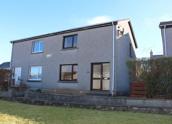 Thumbnail 2 bed semi-detached house for sale in Warrenfield Crescent, Kirkwall, Orkney