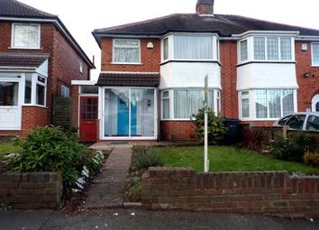 Thumbnail 3 bed property to rent in Booths Farm Road, Great Barr, Birmingham