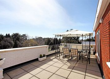 Thumbnail 4 bedroom flat for sale in Martello Park, Canford Cliffs, Poole, Dorset
