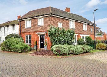 Bergamot Close, Sittingbourne ME10. 3 bed semi-detached house for sale