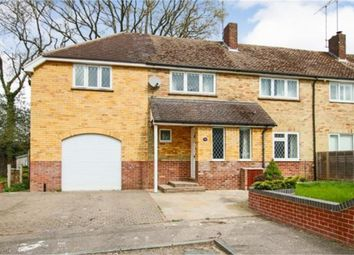 Thumbnail 5 bed semi-detached house for sale in Crawfurd Way, East Grinstead, West Sussex