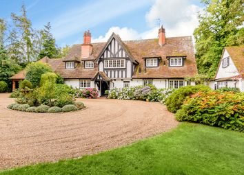 Thumbnail 5 bed detached house for sale in Chalfont Lane, Chorleywood, Hertfordshire