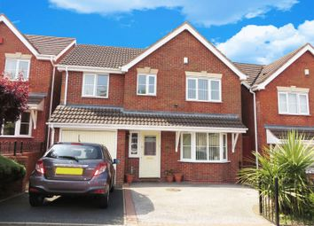 Thumbnail 4 bed detached house for sale in Highbury Road, Oldbury