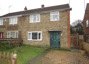 Thumbnail 3 bed semi-detached house for sale in Eastbrook Hill, Desborough, Kettering