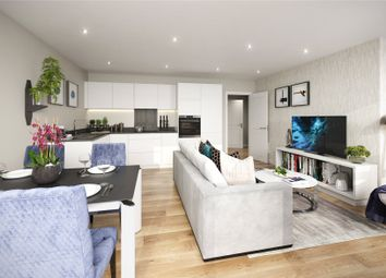Thumbnail 1 bed flat for sale in Legacy Wharf, Cooks Road, London
